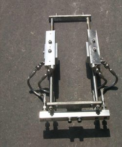 Shear Spray Bars