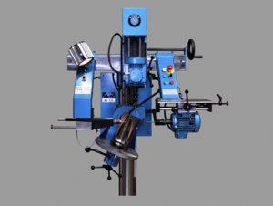 Vent Drilling Machine