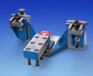 Shear Blade Alignment Fixure
